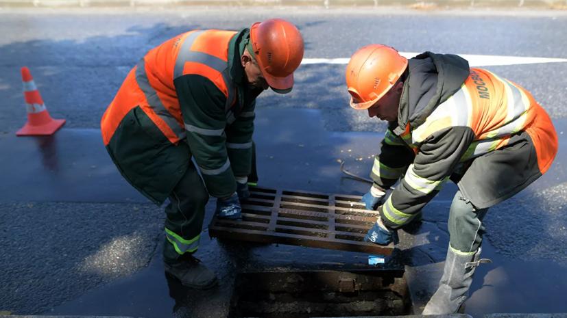 Коммунальные службы в Москве перешли на усиленный режим работы