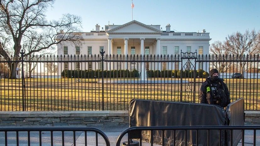 В Белом доме сообщили о планах подписать сделку с КНР в начале января