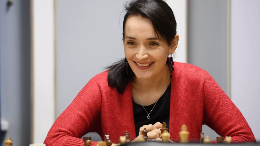 Шахматистка Лагно прокомментировала свою победу на ЧМ по блицу