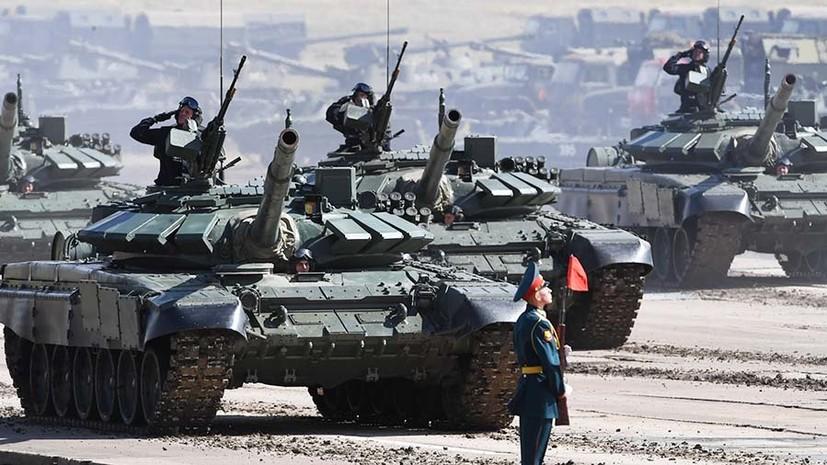 «По последнему слову техники и технологий»: какие задачи стоят перед российской армией в 2020 году