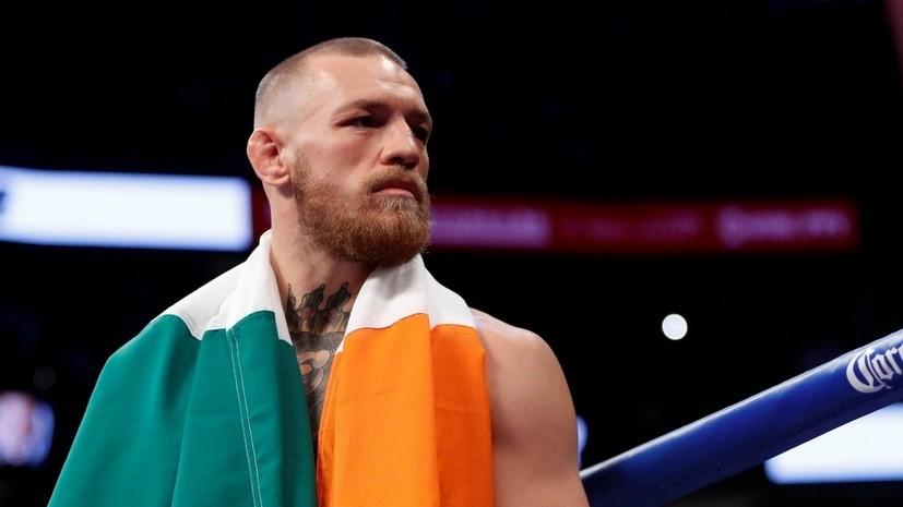 Президент UFC назвал три цели Макгрегора на 2020 год