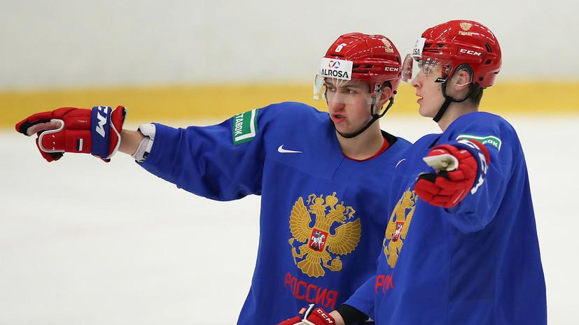 Кожевников рассказал, какого подарка на Новый год ждёт от сборной России на МЧМ по хоккею