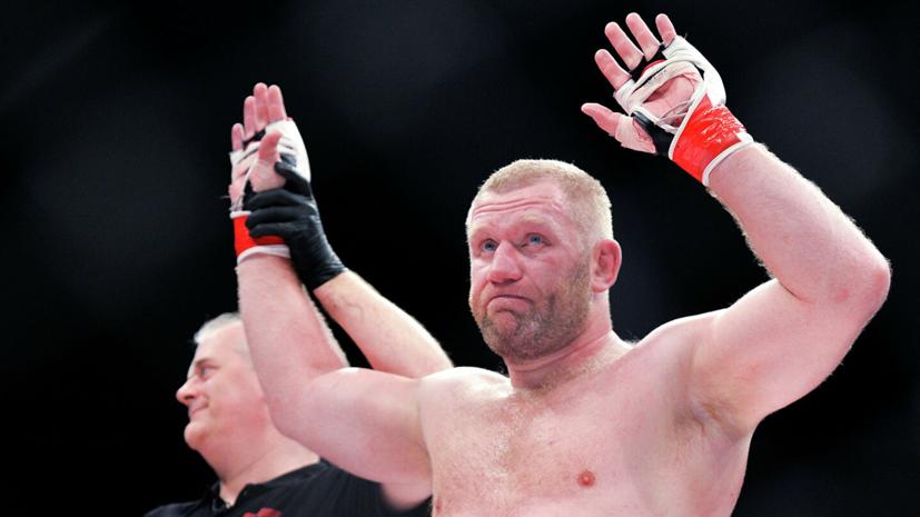 Харитонов считает, что Александр Емельяненко мог стать чемпионом UFC