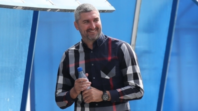 Белорусский БАТЭ сменил главного тренера