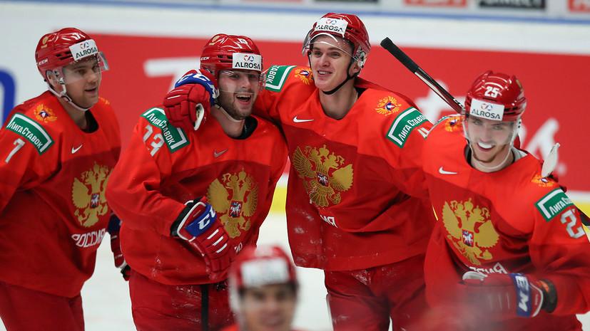 Хоккейный агент сказал, за счёт чего Россия победила Германию на МЧМ