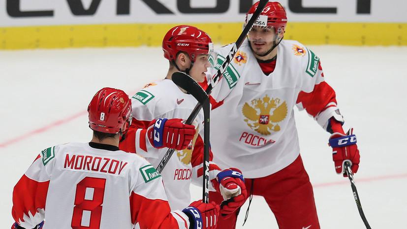 Третьяк рассказал, что поможет сборной России добиться успеха на МЧМ по хоккею