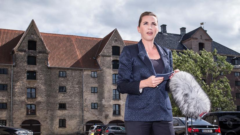 «Общая установка НАТО»: почему в Дании заявили о желании укрепить оборону в Арктике