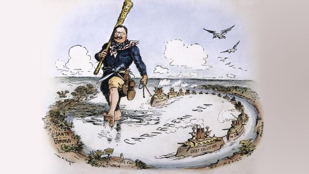 «Политика большой дубинки»: как с помощью Доктрины Монро США обосновали своё право на вторжение в суверенные государства