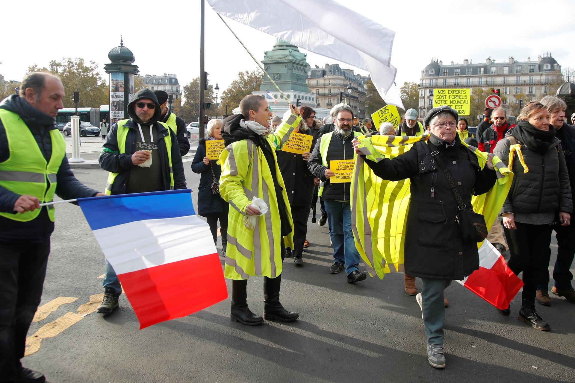 «Серьёзный вызов правительству»: смогут ли французы добиться отмены непопулярных реформ