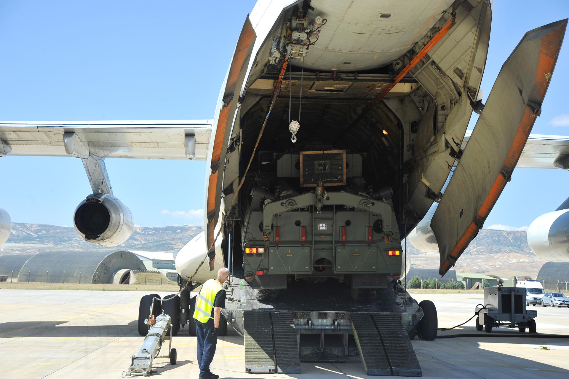 «Сотрудничество будет углубляться»: в РФ заявили о возможности заключения с Турцией нового контракта по поставкам С-400