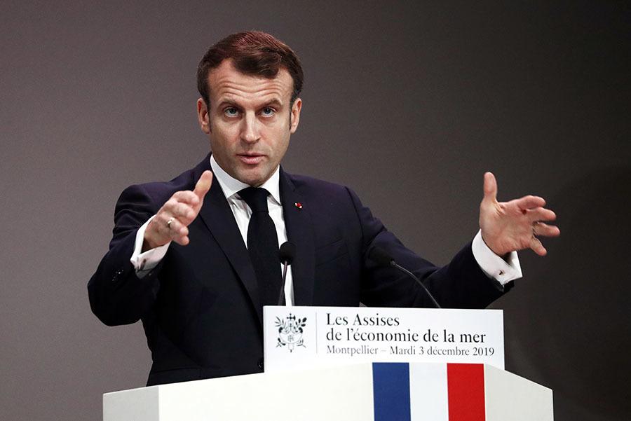 «Настрой серьёзный»: чего стоит ожидать от саммита «нормандской четвёрки» в Париже