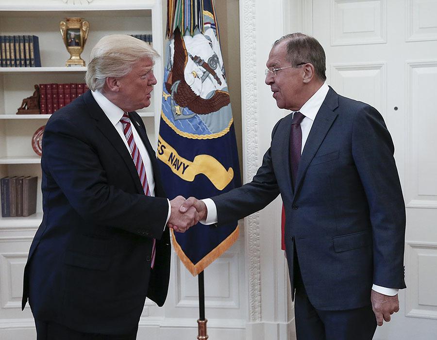 «Положительный знак»: какие вопросы может обсудить Сергей Лавров в ходе визита в США