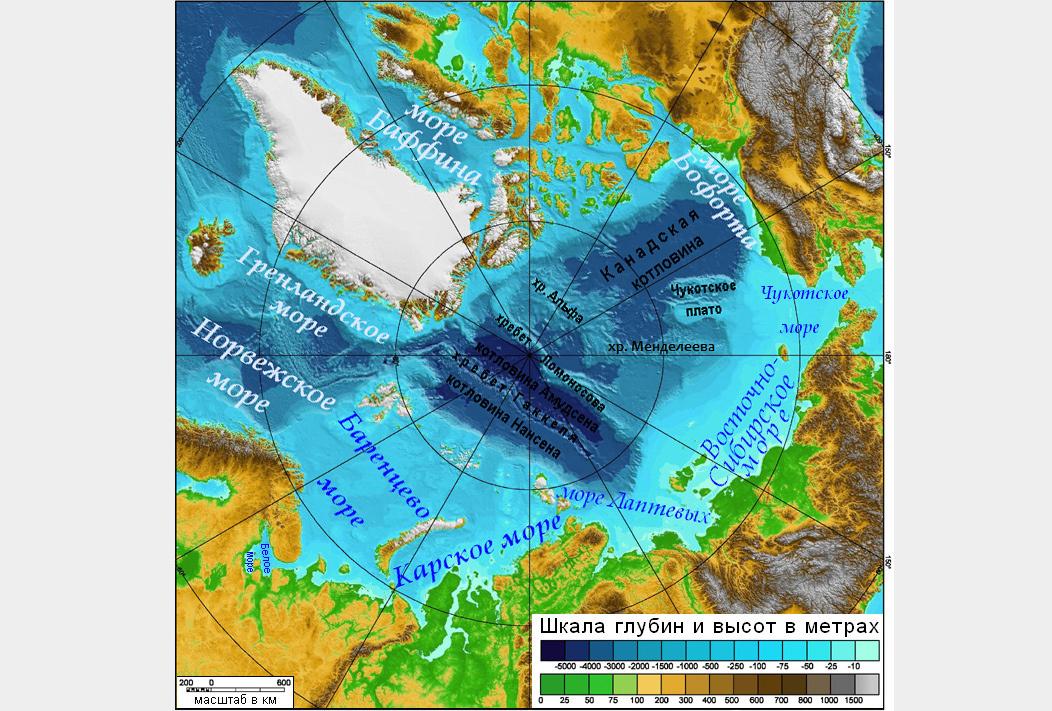 «Продолжение нашего континента»: геологи представили новые доказательства принадлежности хребта Менделеева России