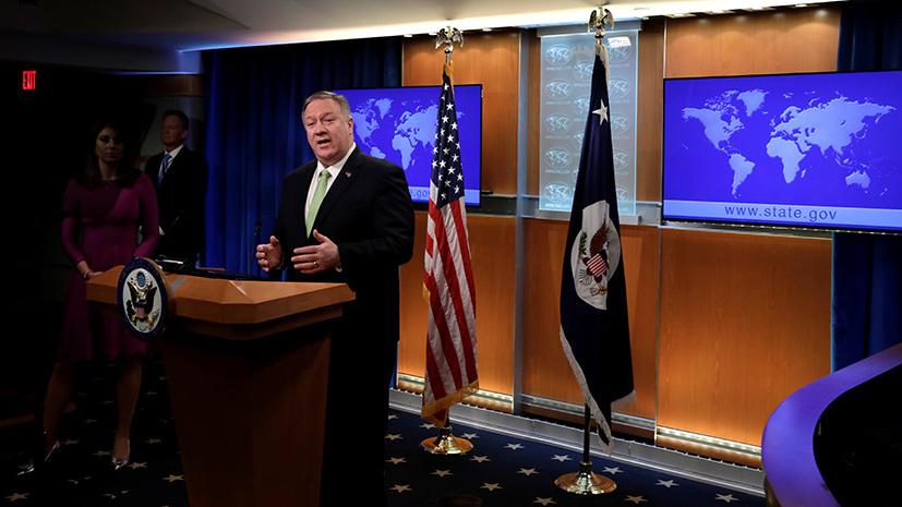 Внутренние игры: в США заявили о попытках РФ переложить на Украину вину за «вмешательство»