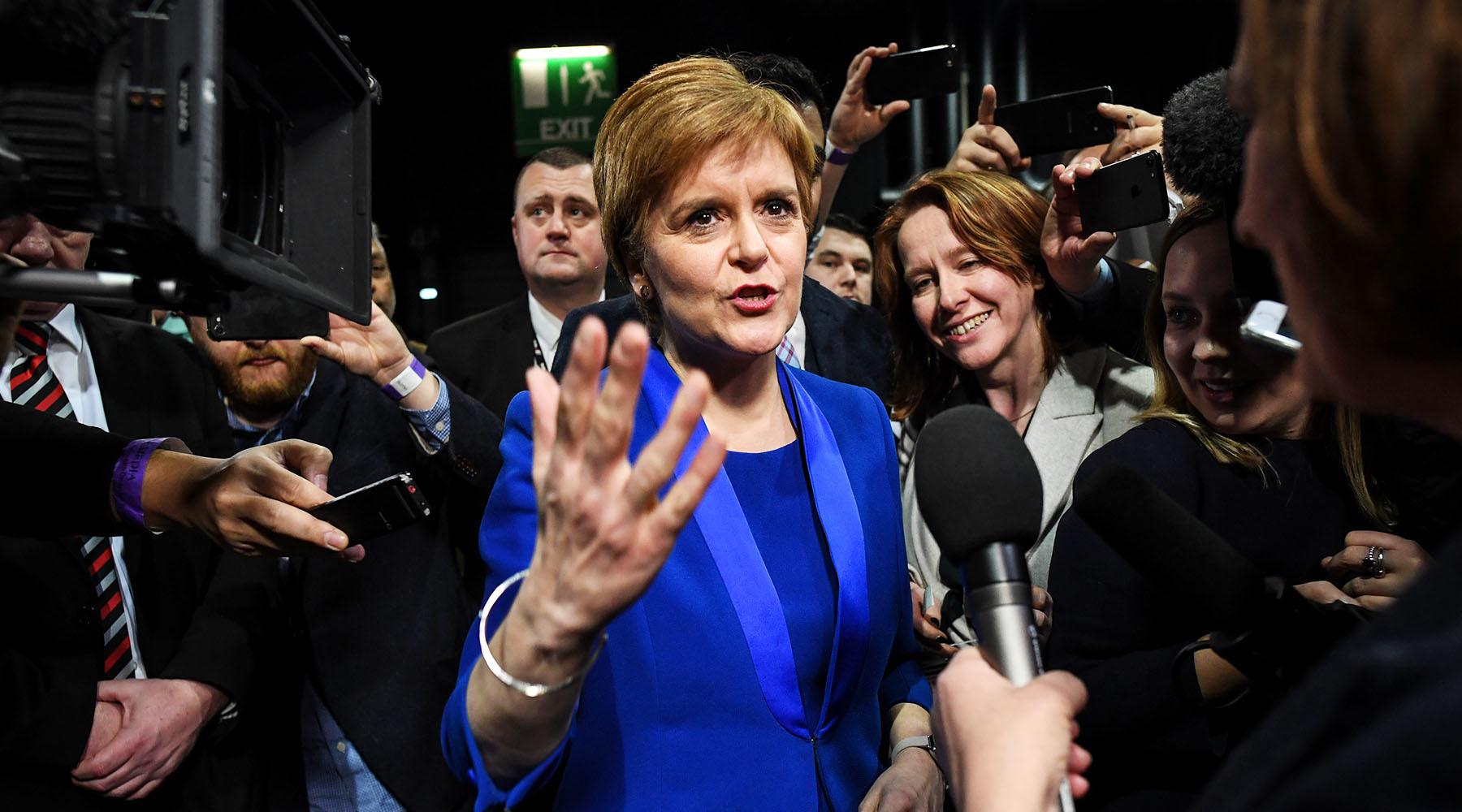 «Пленники» брексита: сможет ли Шотландия провести новый референдум о независимости