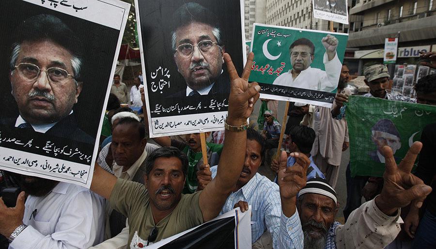 «Мушарраф был невольным союзником США»: будет ли казнён бывший президент Пакистана