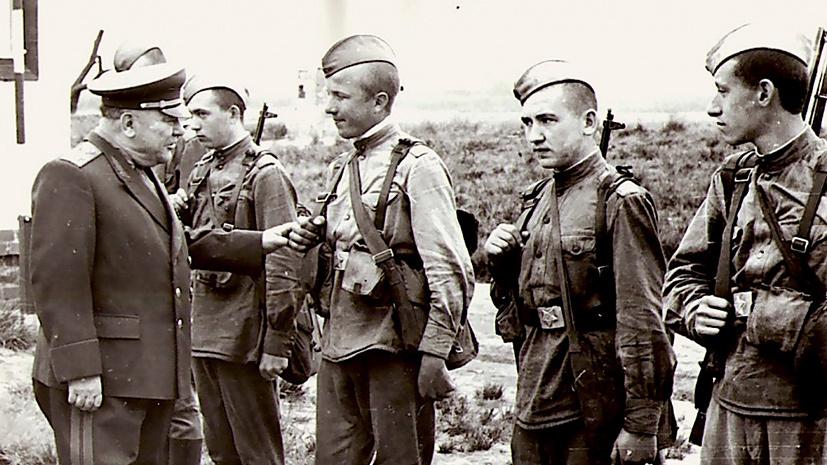 «Всегда был на острие»: как дважды Герой Советского Союза маршал Пётр Кошевой защищал СССР от нацистов