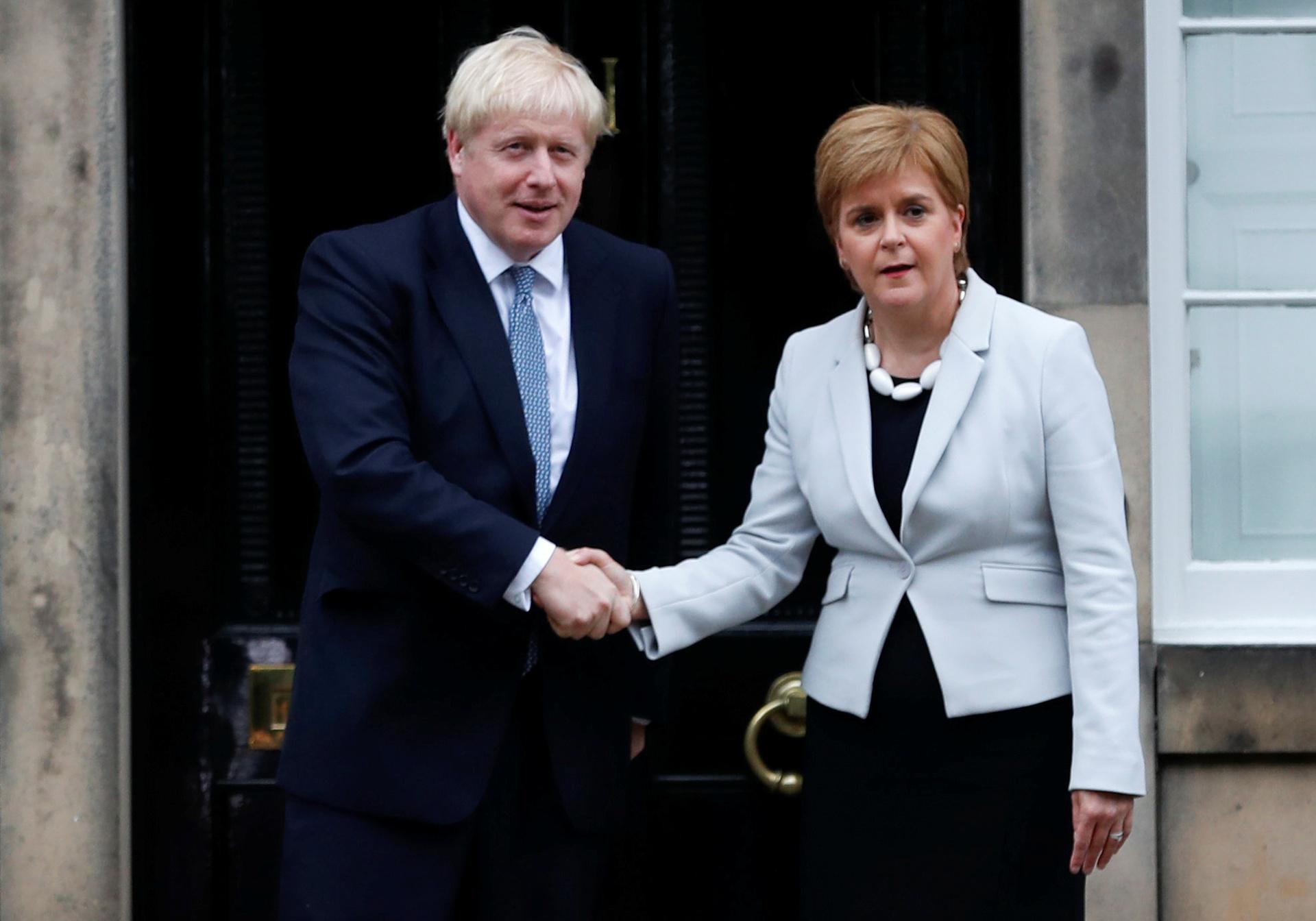 В ожидании брексита: к чему приведёт новая попытка Шотландии добиться независимости