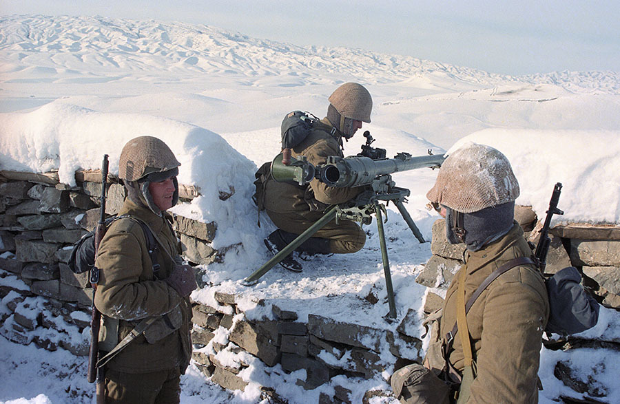 «Талант командиров и мужество солдат»: 40 лет назад начался героический переход советских войск через Памир