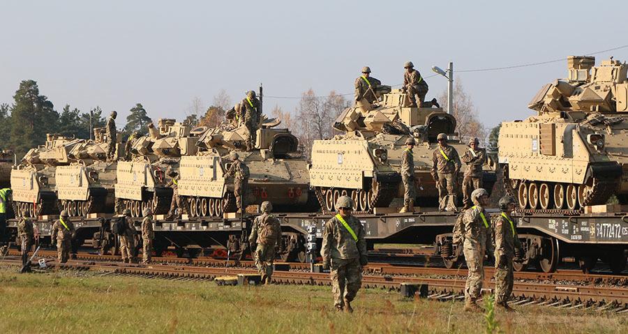 Американские комплексы: как Вашингтон выделяет средства на укрепление ПВО стран Прибалтики