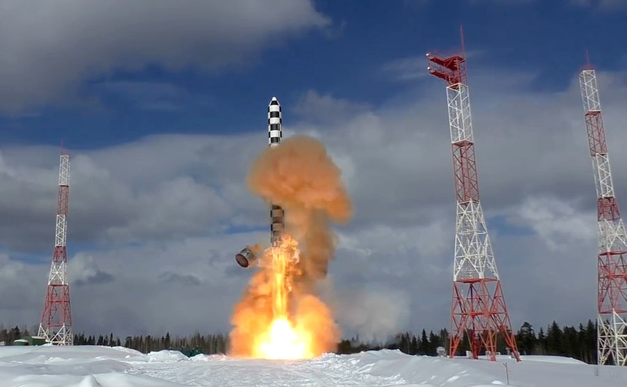 «Американцам было о чём беспокоиться»: какую роль ракета «Сатана» сыграла в укреплении РВСН