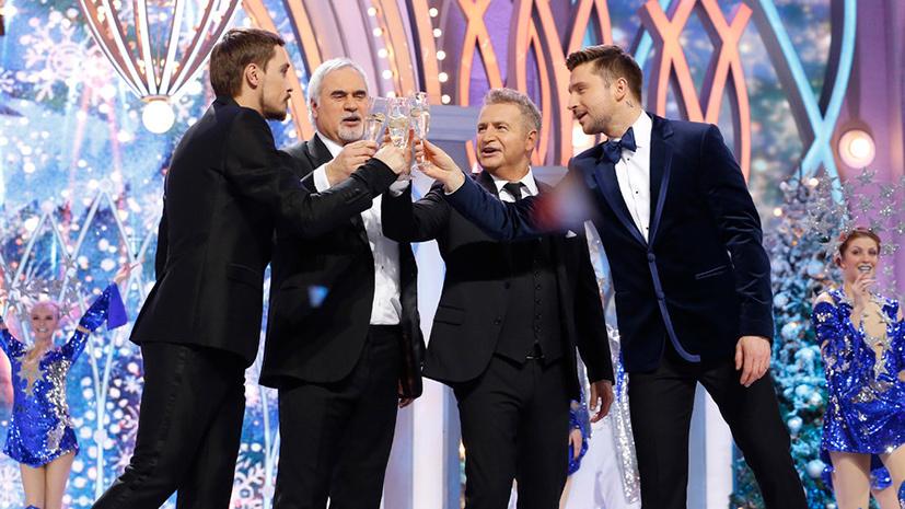 «Эротика по-советски» и Басков в роли джинна: что покажут в праздники на российском ТВ