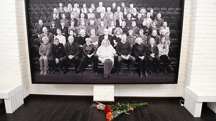 «Уникальный человек, великий мастер»: в Москве на 87-м году жизни скончалась Галина Волчек