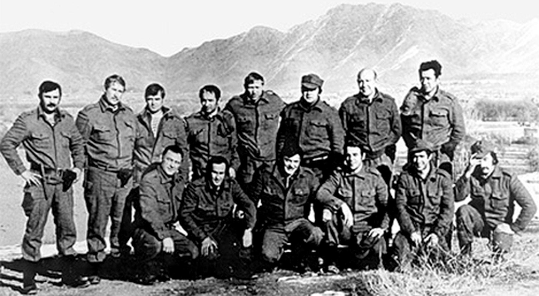 «Остаться целым и выполнить задачу»: ветеран «Альфы» — о штурме дворца Амина и войне в Афганистане