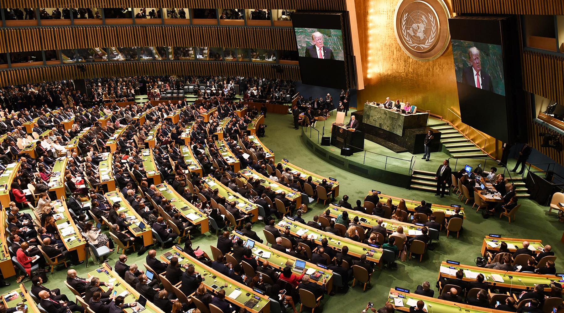 Цифровая дипломатия: Генассамблея ООН приняла резолюцию России о борьбе с киберпреступностью