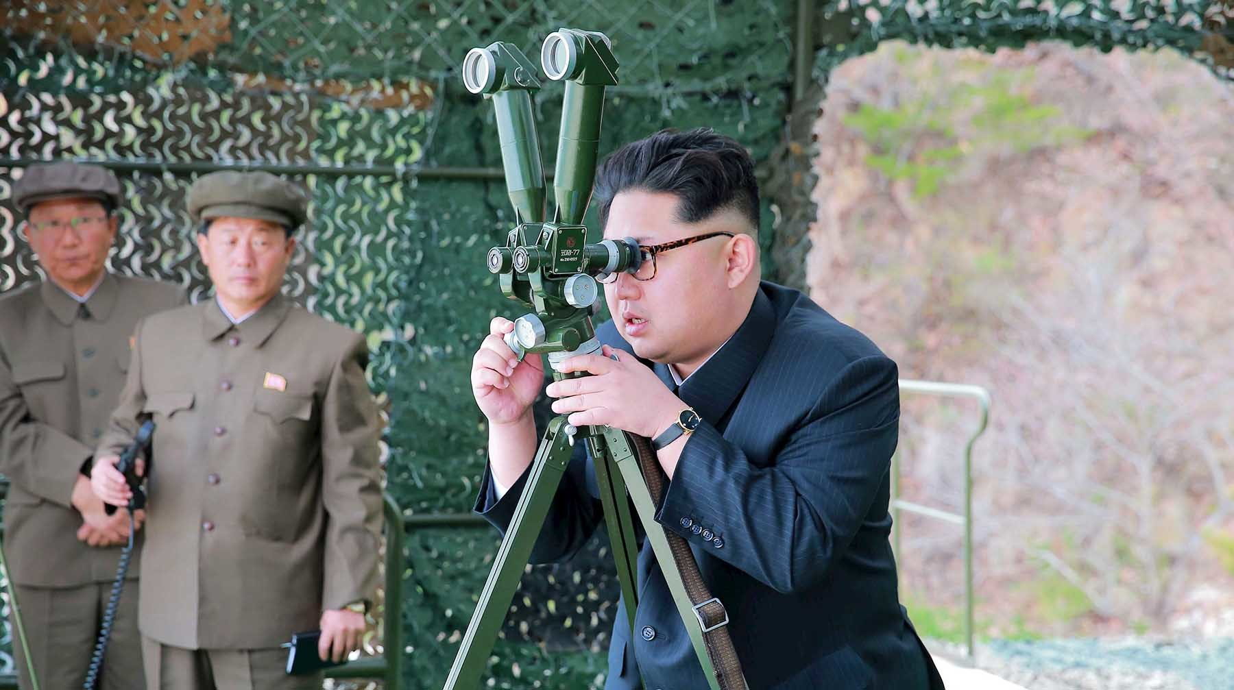 Реакция на заморозку диалога: почему Ким Чен Ын намерен обеспечить безопасность КНДР «наступательными» методами