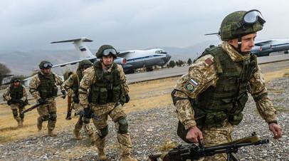 «Особая подготовка»: на что способна горная дивизия ВДВ России