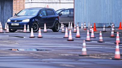 Выезд в город: ГИБДД намерена отменить «площадку» на экзаменах по вождению