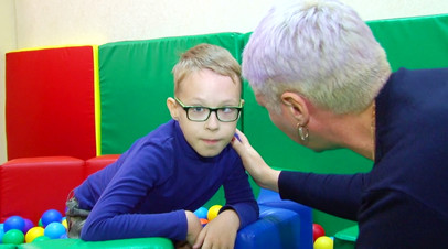 Мать 9-летнего Романа Больца рассказала, как добилась признания сына инвалидом