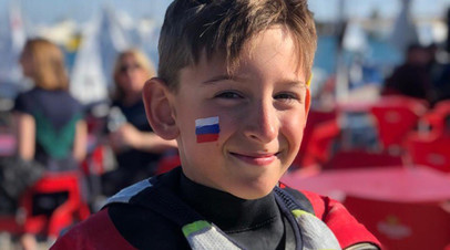 В Петербурге наградили школьника, спасшего четырёхлетнюю девочку