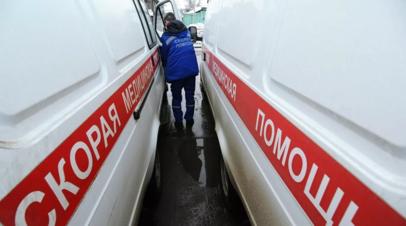 В Нижнем Новгороде при наезде автомобиля пострадали девять пешеходов
