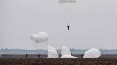 В Крыму планируют развернуть третий полк ВДВ в 2021 году