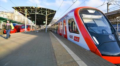Пассажиры МЦД совершили около 8 млн поездок с момента запуска