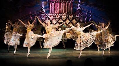 Театр классического балета Касаткиной и Василёва покажет балет «Щелкунчик» в декабре и январе