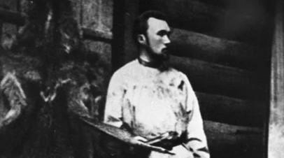 В Выборге открыли памятную доску художнику Николаю Рериху