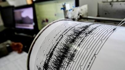 Землетрясение магнитудой 5,9 произошло возле берегов Вануату