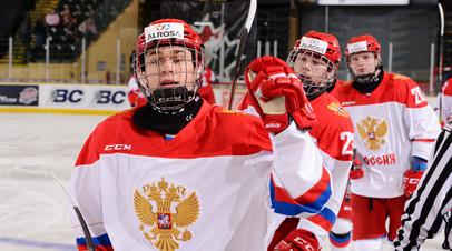 Испытание временем: юниорская сборная России по хоккею впервые выиграла Кубок вызова