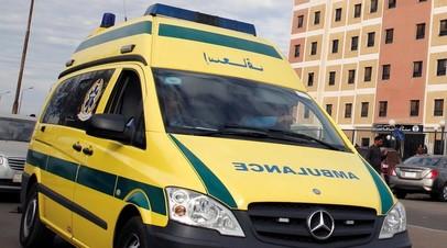 При столкновении грузовика с машиной в Египте погибли 12 человек