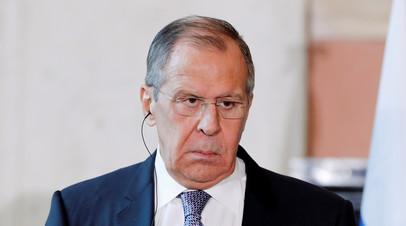 Лавров: Россия будет готова показать США комплекс «Сармат»
