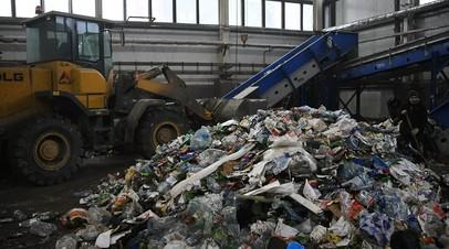 В Госдуме напомнили о необходимости переработки мусора