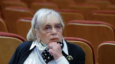 Худрука театра«Современник» Галину Волчек доставили в больницу