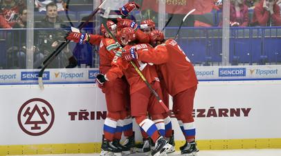 «Они боялись нас, это было видно»: что говорили после матча Россия — Канада на МЧМ