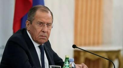 Лавров оценил идею введения бесполётной зоны над Ливией