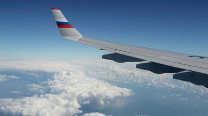 В Екатеринбурге совершил вынужденную посадку летевший в Москву самолёт