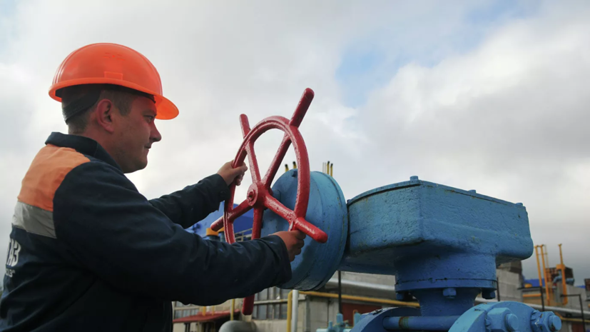 Начался транзит газа через Украину по новому контракту