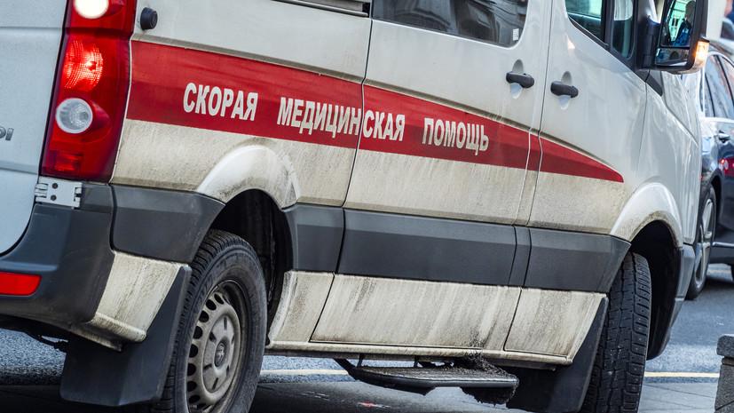 Три человека пострадали в ДТП с автобусом под Самарой